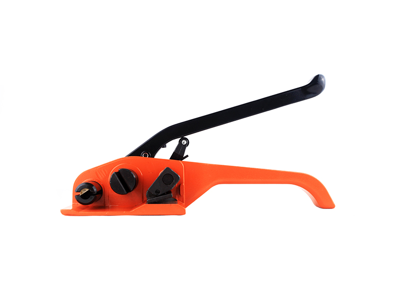 MPPK XW32 Manual Orange 13-32mm Woven Fiber Polyester Composite Cord Strapping Machine Tensioner